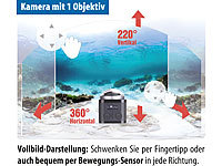 ; WLAN-HD-Endoskopkameras für iOS- & Android-Smartphones, Action-Cams HD