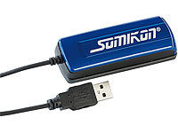 Somikon Winziger USB-Scanner SC-310.mini mit OCR & Scan-Software