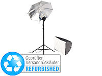 Somikon Softbox mit Reflektorschirm  (refurbished)