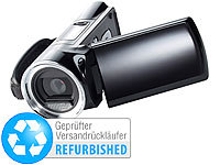 "Somikon Full HD-Camcorder ""DV-812.HD"" mit 2,7""-Display (refurbished)"